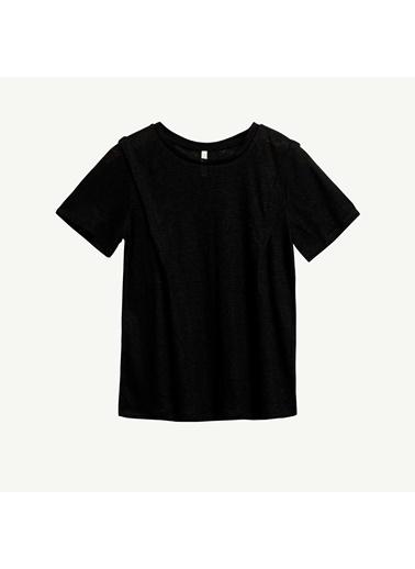Yargıcı Tişört Siyah